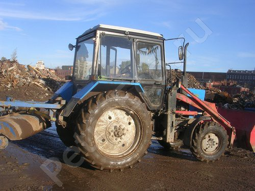Трактор, Беларус 82.1