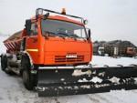 Универсальная уборочная машина КО-823 на шасси КАМАЗ-65115